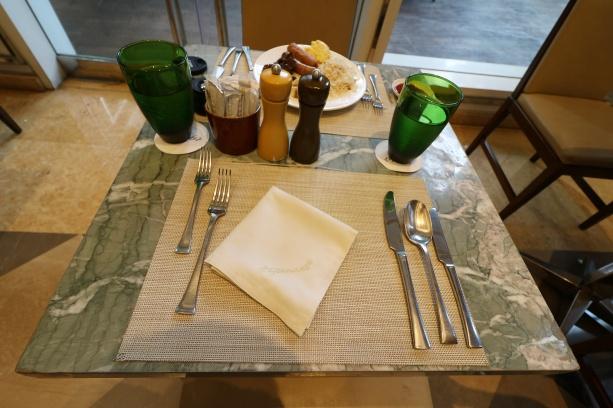 Breakfast at Tapenade